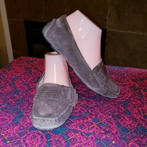 UGG RETREAT SLIP ON DRIVING MOCCASIN LOAFERS